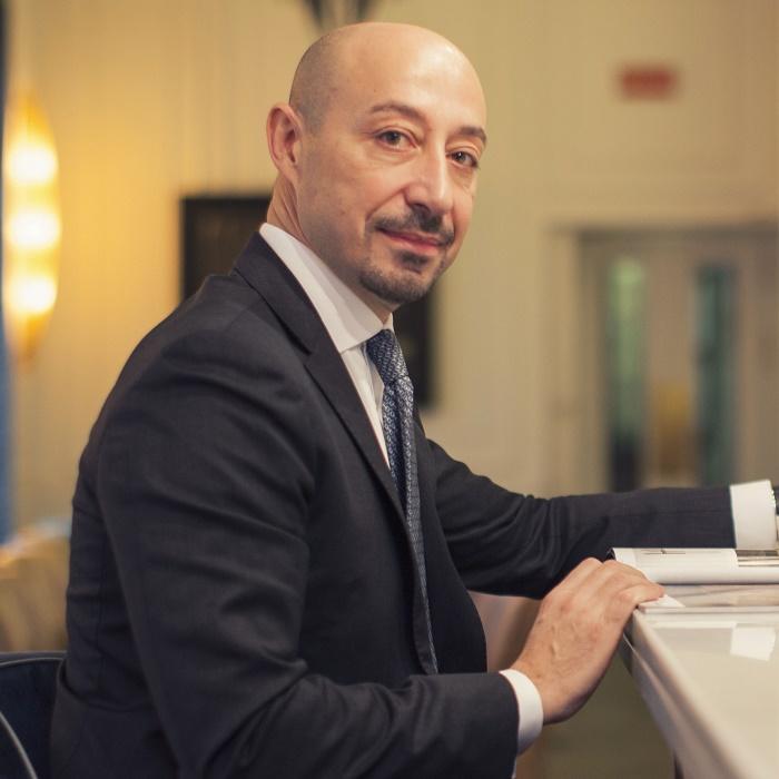Raffaele D'Ambrosio est nommé vice-président de la région Europe du Nord et son poste prend effet dès ce mardi 17 juillet 2018 - DR : Costa Croisières