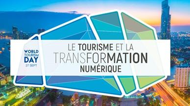 La Journée mondiale du tourisme sera consacrée à l'innovation et à la transformation numérique  - DR