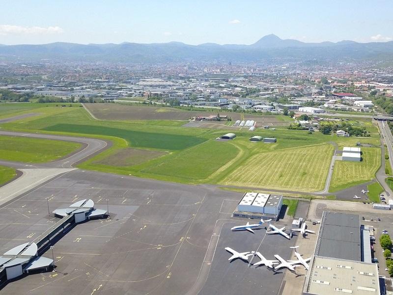 L'aéroport de Clermont-Ferrand-Auvergne affiche une croissance de +9,6% du trafic depuis le début de l'année 2018 - DR : Page Facebook Aéroport de Clermont-Ferrand