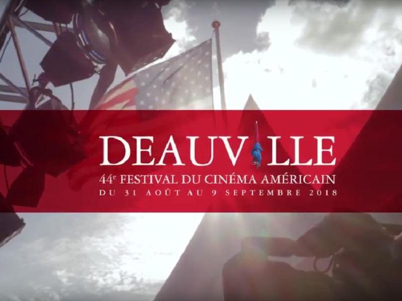 Le festival de Deauville récompensera le cinéma américain du 31 aout au 9 septembre 2018
