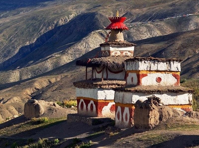 bynativ propose un séjour au Népal en plein coeur des montagnes de l'Himalaya - crédit photo : bynativ / Svetlana Nikolaeva