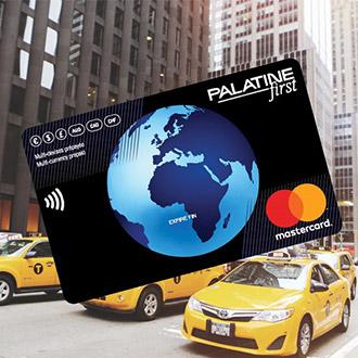 une carte taillée pour les voyageurs d'affaires /crédit photo Banque Palatine