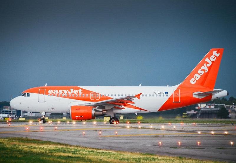 easyjet poursuit son développement à Lyon-St Exupery /crédit photo easyjet