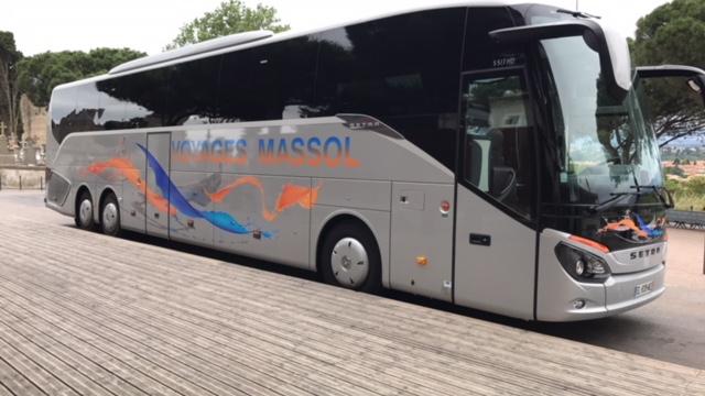 Voyages Massol, entreprise de transport en autocar, ouvrira sa première agence de voyages à Albi en septembre 2018. - Voyages Massol.