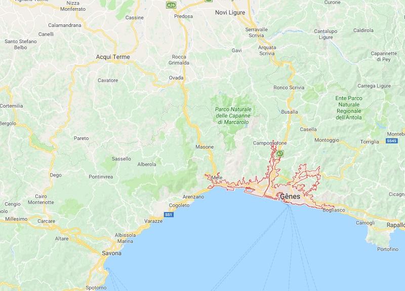 Les autocaristes suivent des itinéraires alternatifs au Nord pour se rendre à Rome ou à Florence - DR