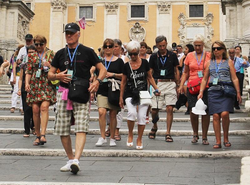 Des Radioguides® pour plus de confort et d'autonomie. Une belle opportunité pour les professionnels du tourisme. Photo: Vox