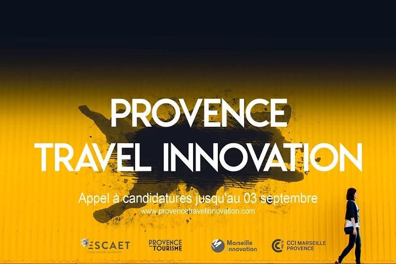 Dépôt des candidatures jusqu'au 3 septembre 2018 pour postuler au Provence Travel Innovation - DR