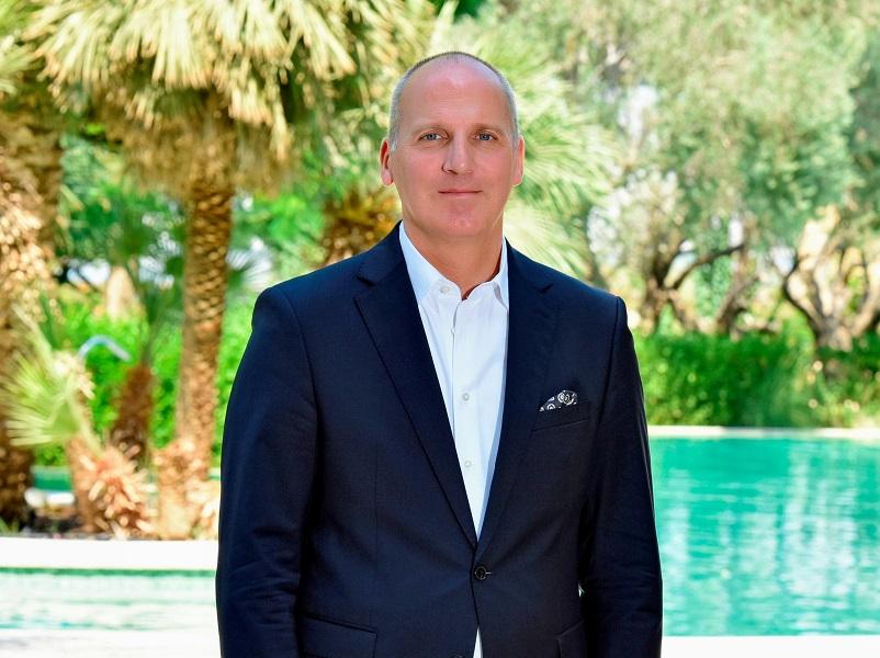 Marc Guenther est le nouveau Marc Guenther, General Manager du Kempinski Hotel Ishtar Dead Sea - crédit photo : Kempinski Hotel Ishtar Dead Sea
