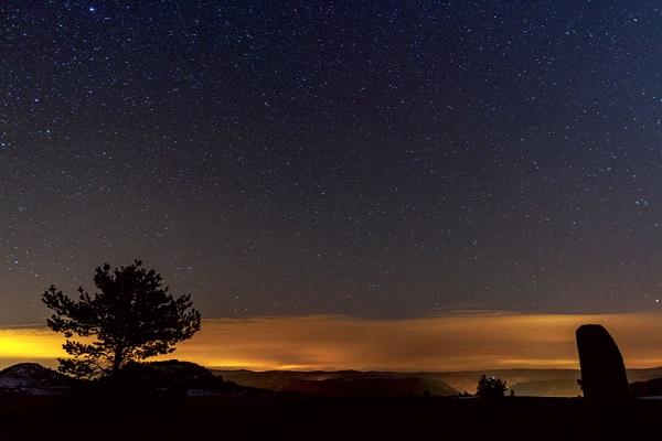 Le Parc National des Cévennes devient une Réserve internationale de ciel étoilé - Crédit photo : Bruno Daversin