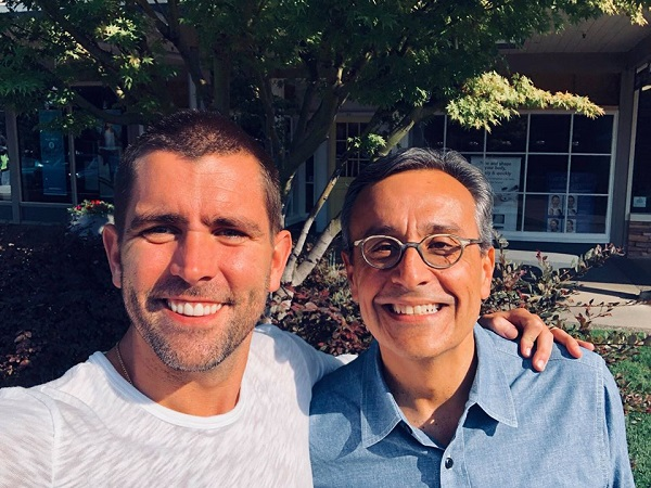 Chris Cox et Antonio Lucio vont devoir relever les défis qui se présentent à Facebook - Crédit photo : compte Facebook d'Antonio Lucio