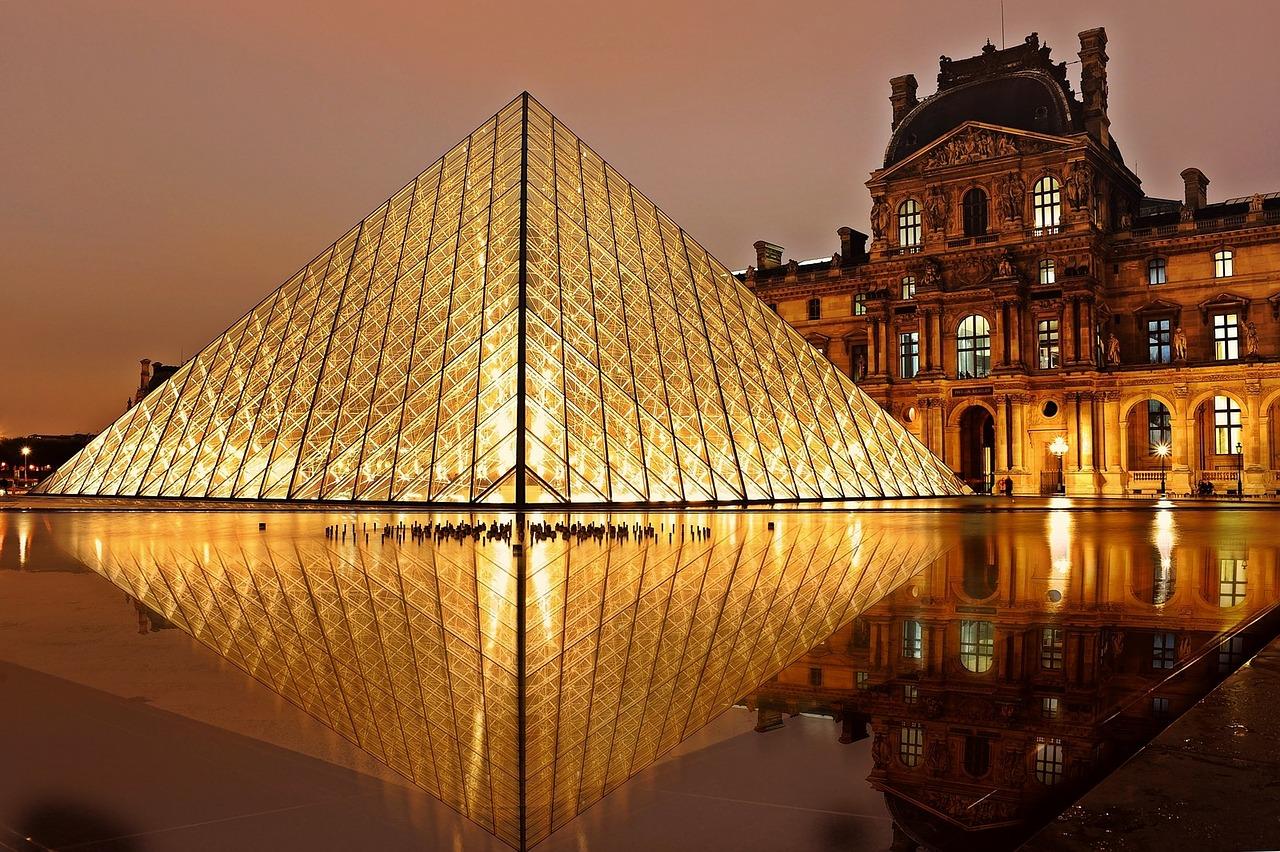 Sur le premier semestre 2018, le Louvre enregistre une hausse de 17% de sa fréquentation selon les chiffres du CRT Paris Ile de France. - Photo libre de droit
