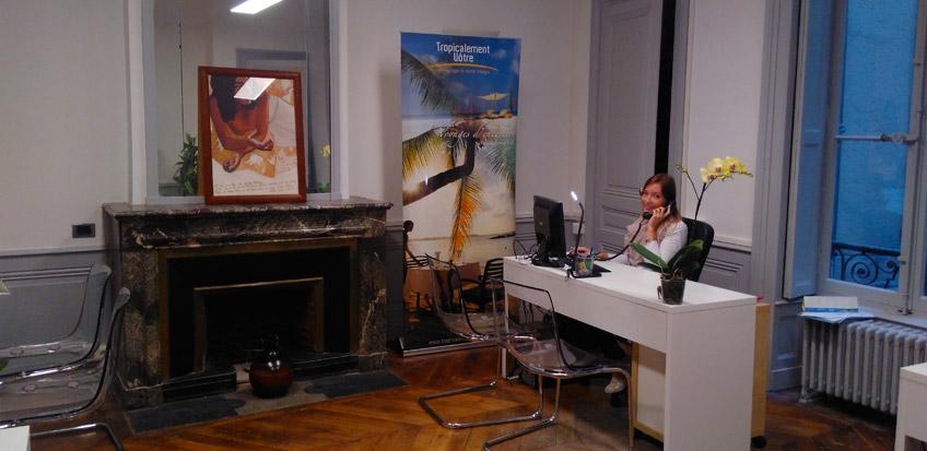 Depuis août 2018, Tropicalement Vôtre recherche deux conseillers de voyages pour son agence de Lyon. - Tropicalement Vôtre