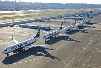 Les pilotes italiens se sont exprimés en faveur d'une nouvelle convention collective - DR Ryanair