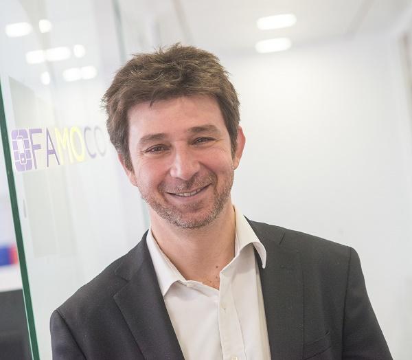 Lionel Baraban entend continuer à embaucher de nouveaux salariés en France et dans le Monde en 2019 - Crédit photo : Famoco