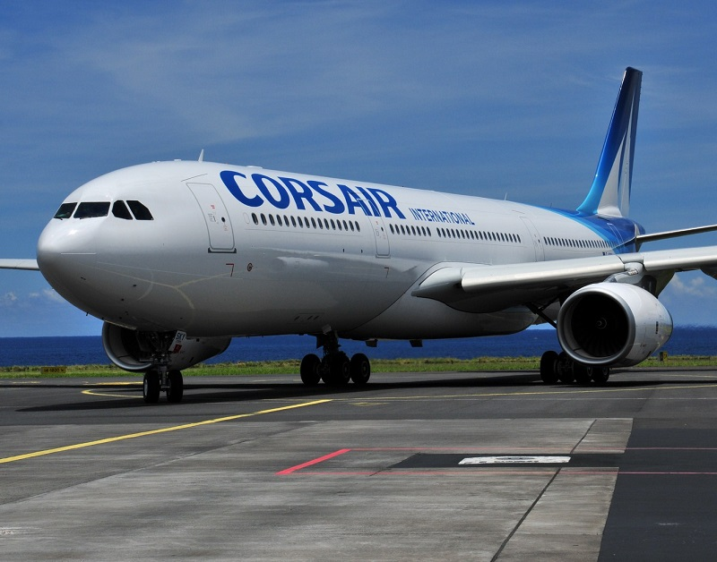 Les autorités sénégalaises ont prié Corsair de stopper l'exploitation de sa ligne entre Paris et Dakar à partir du 31 janvier prochain - Photo Corsair