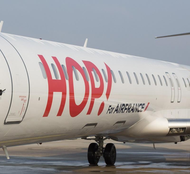 Hop! prolonge ses vols vers Marseille et Nice au départ de Metz - Hop DR_g_grandin