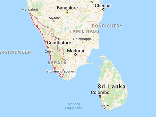 Inondations Kerala : le Quai d'Orsay conseille de différer ses voyages