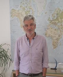 Yvon Peltanche, directeur général d'Eden Tour - DR : Eden Tour