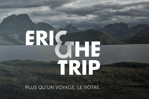 Eric & The Trip est une agence en ligne sur mesure, qui fait du contact humain une priorité - Crédit photo : Eric & The Trip