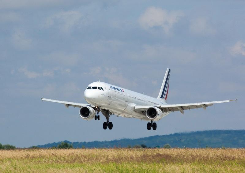 La majoration sera de 0,3% pour le chiffre d'affaires Air France au transport du mois de septembre et de 0,1% pour le chiffre d'affaires Air France au transport du mois d'octobre - Photo Air France DR