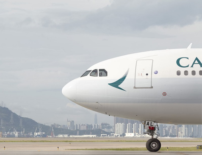 DR : Cathay Pacific