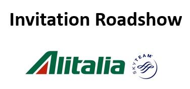 Alitalia en roadshow à Nice