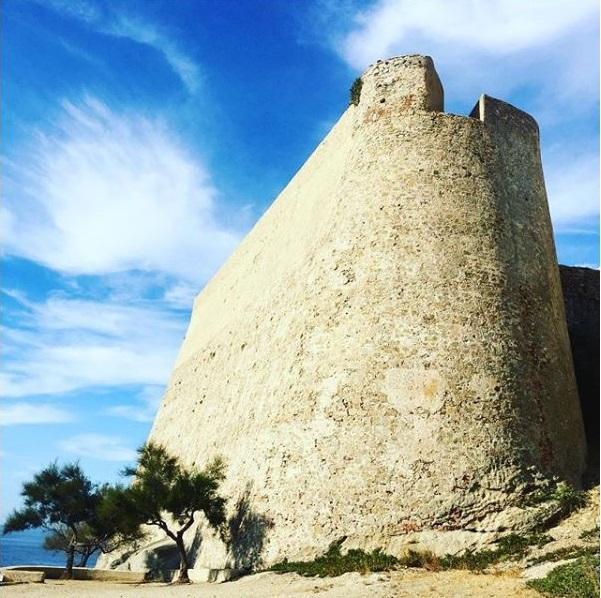 La citadelle de Calvi - crédit photo AntoinePic