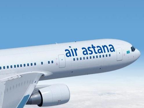 Air Astana :  trafic international de passagers en hausse de 22% - DR