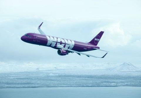 Wow Air : ouverture cet hiver 2018 d'une nouvelle ligne saisonnière vers la ville d'Orlando en Floride - DR wow air pinterest