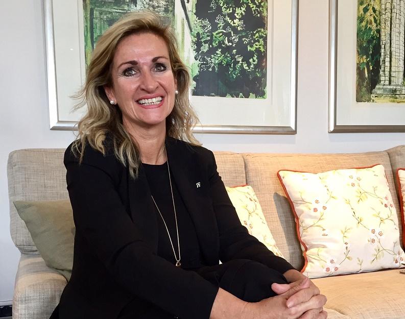 Claudia Venturini est la nouvelle directrice ventes et marketing de l'Hotel Amigo, à Bruxelles - DR : Rocco Forte