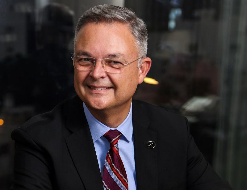 Mark Timbrell revient en Jordanie après 11 années d'absence, à la tête du Kempinski Hotel Amman - DR : Kempinski Hotels