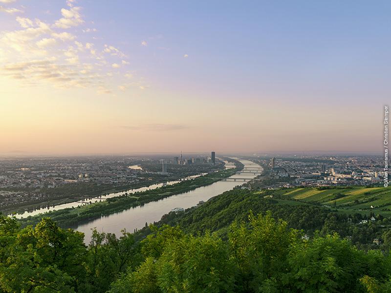 Succombez au charme de Vienne en automne et en hiver