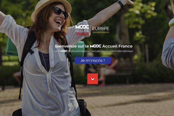 le 2e MOOC Accueil France débute le 1er octobre 2018 - crédit photo : mooc-accueil.fr