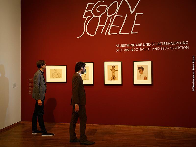 Paris mène une opération conjointe avec Vienne en accueillant deux expositions sur Elgon Schiele et Sigmund Freud.