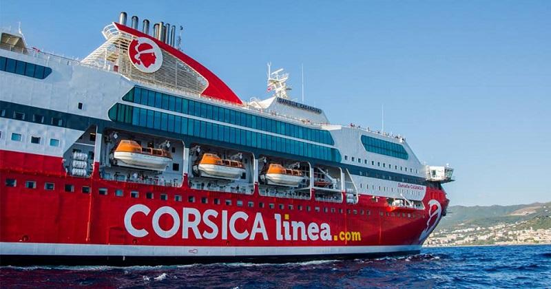 Corsica Linea et la région Sud PACA s'associent pour mettre en place des branchements électriques à quai pour 3 navires. - DR