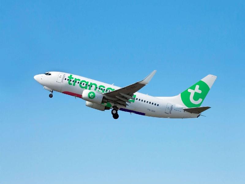 Transavia va positionner deux appareils supplémentaires sur l'aéroport de Nantes - DR Photo Transavia