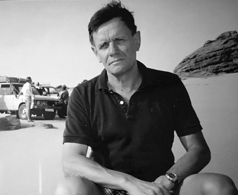 Jean-Pierre Picon, le fondateur d'Explorator - DR