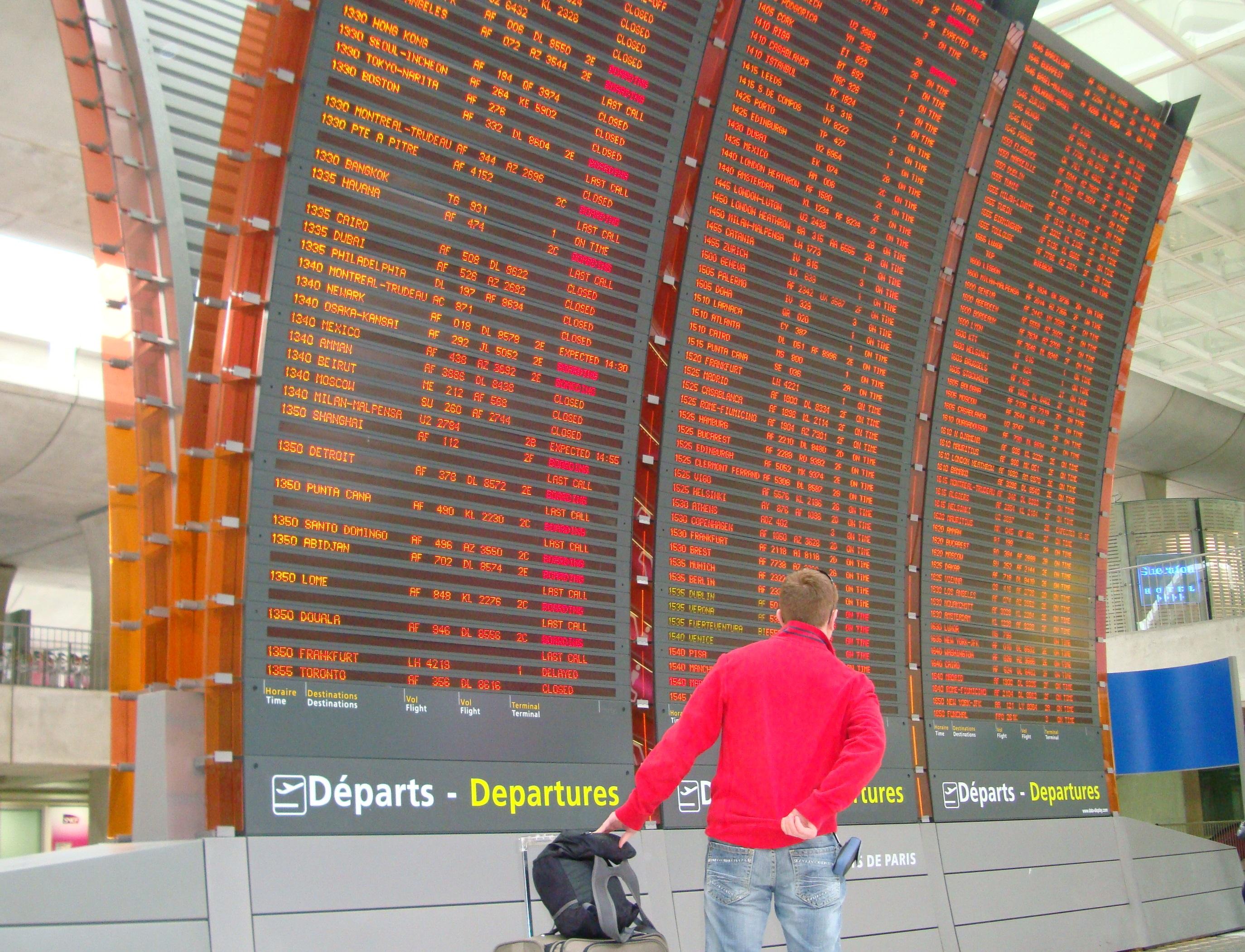 Quelles obligations d'information sur l'identité du transporteur aérien - Photo CE