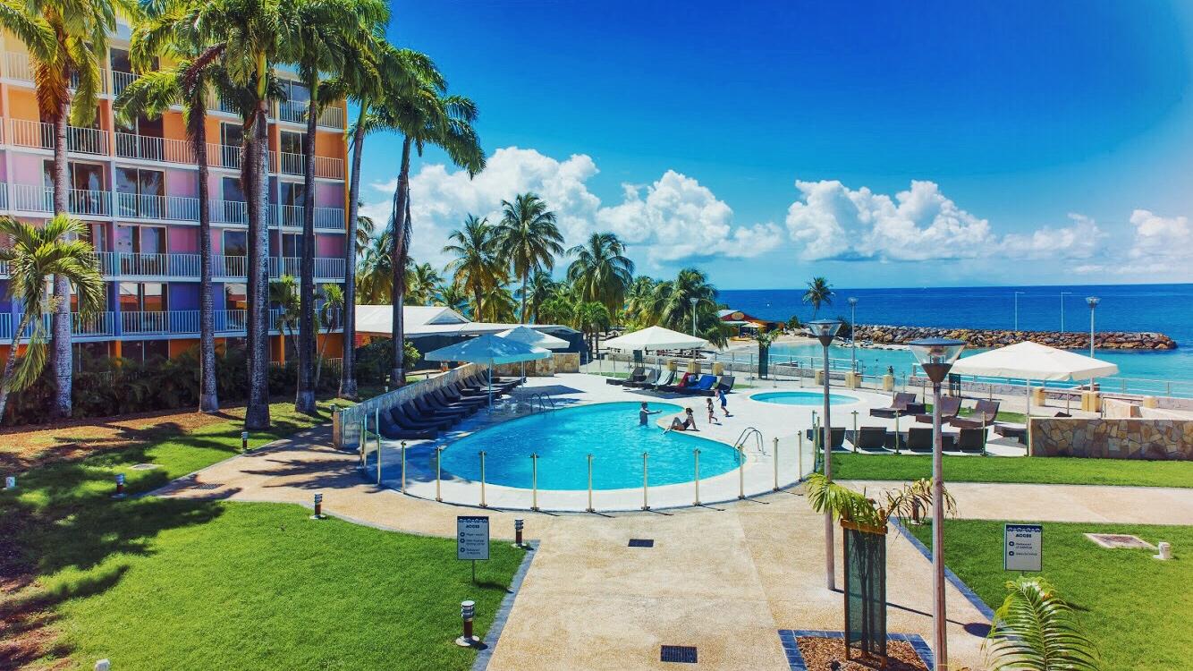 Karibea Beach Hôtel, Gosier, Guadeloupe
