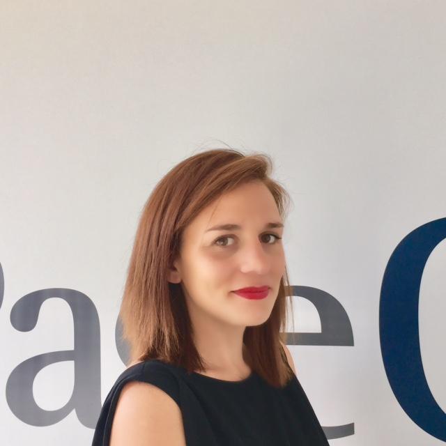 Sophie-Caroline Dubois, Manager sur Hôtellerie & Tourisme chez Page Personnel. - PageGroup.