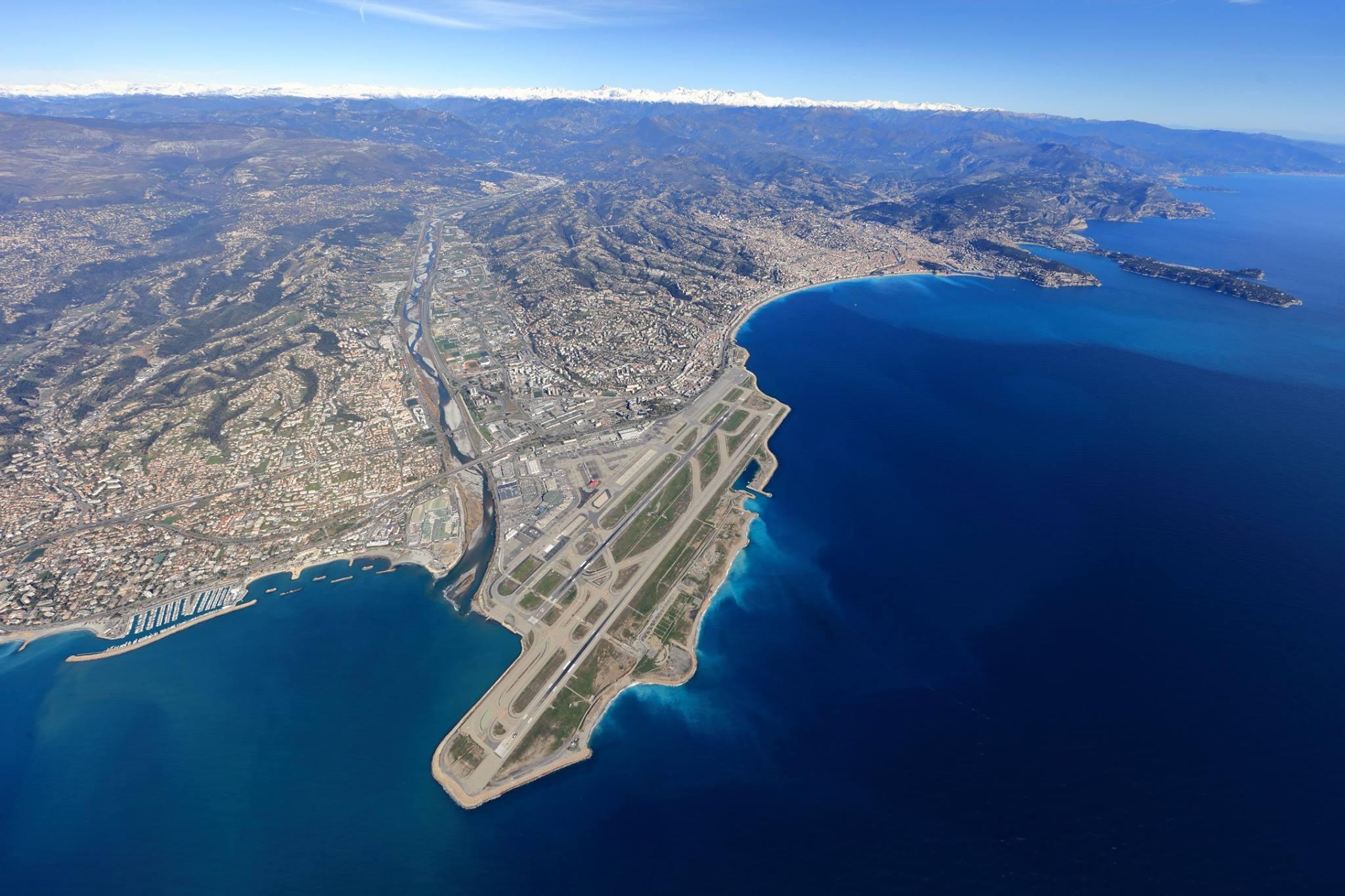 L'aéroport de Nice vient de mettre en place une double comptabilité © Nice-Côte d'Azur FB