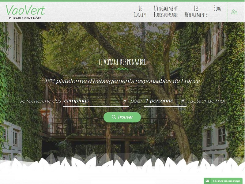 VaoVert propose des logements éco-responsables
