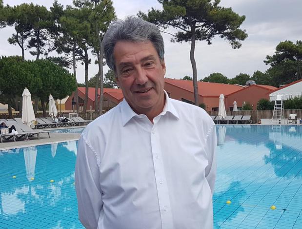 Jean Dionnet, président-directeur général d'Univairmer - Photo C.E.