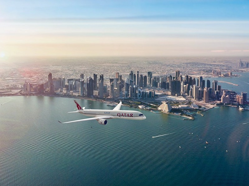 Qatar airways subi de plein fouet d'embargo international - crédit photo : qatar airways