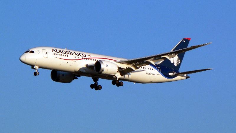Un Boeing B787 d'Aeromexico - DR