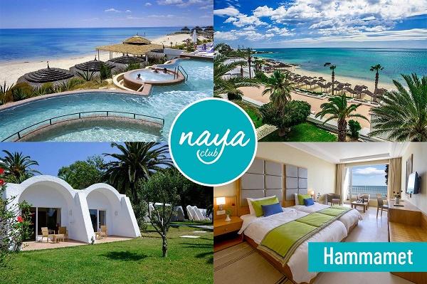 Hammamet et Monastir ont été choisies par Naya Club pour implanter deux nouvelles structures - Crédit photo : Naya Club