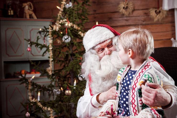 Nortours propose 4 séjours multi-activités en Laponie finlandaise à l'occasion des fêtes de Noël et du Nouvel An, et s'engage sur 80 sièges  - DR