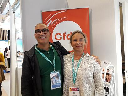 Mehdi Ouchène et Stéphanie Dayan