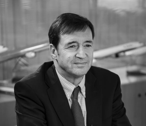 Franck Terner a démissionné d'Air France - DR