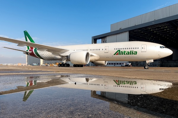 Alitalia se dirigerait vers une nationalsiation - Crédit photo : Alitalia